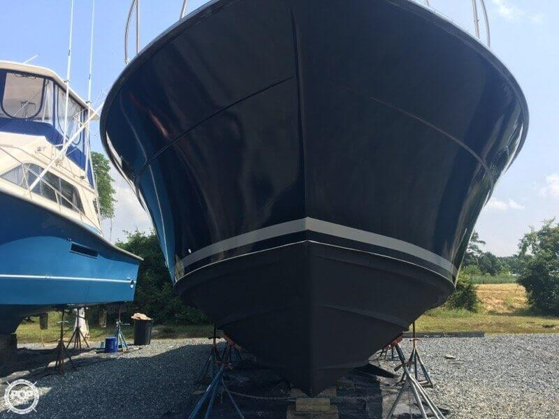 1991 Silverton boat for sale, model of the boat is 41 C & Image # 12 of 40