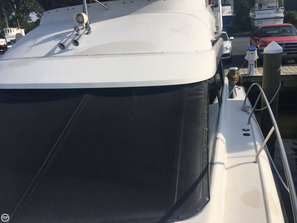 1991 Silverton boat for sale, model of the boat is 41 C & Image # 22 of 40