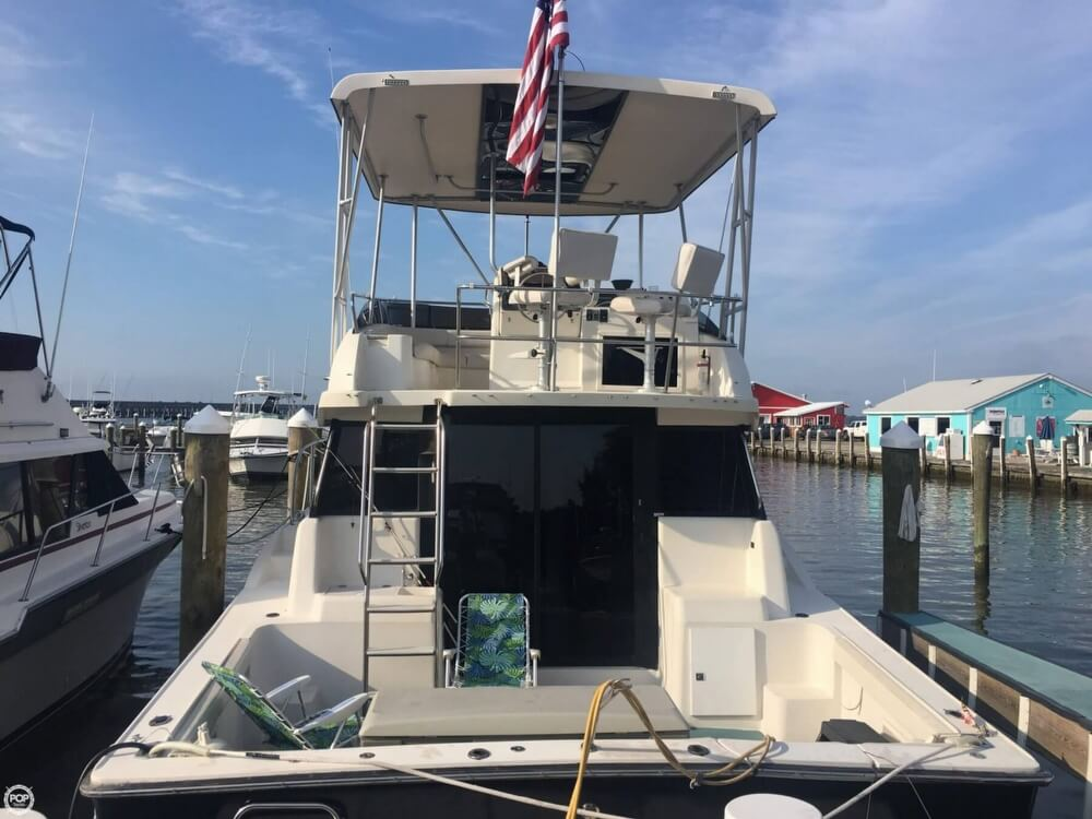 1991 Silverton boat for sale, model of the boat is 41 C & Image # 33 of 40