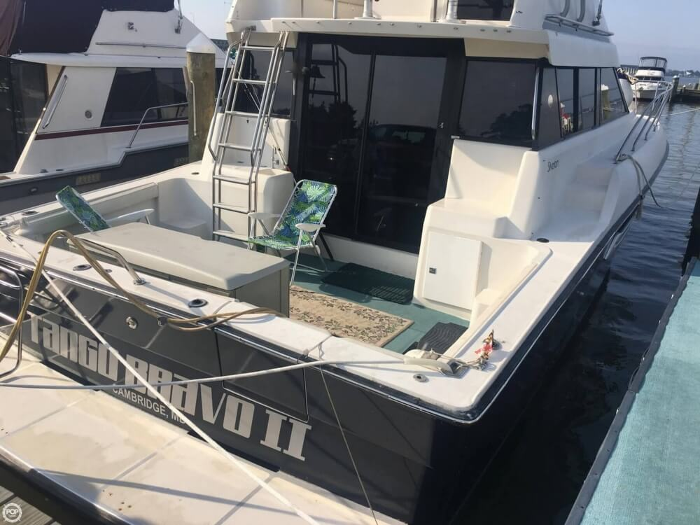 1991 Silverton boat for sale, model of the boat is 41 C & Image # 34 of 40