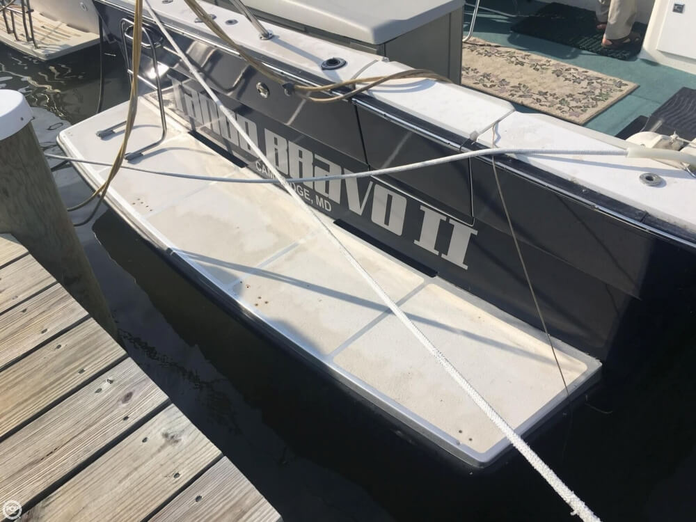 1991 Silverton boat for sale, model of the boat is 41 C & Image # 38 of 40