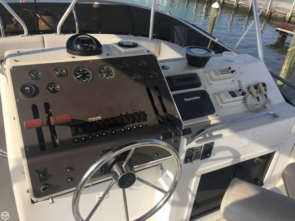 1991 Silverton boat for sale, model of the boat is 41 C & Image # 2 of 40