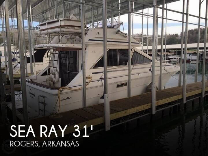 Used Boats For Sale in Springfield, Missouri by owner   1989 Sea Ray 31