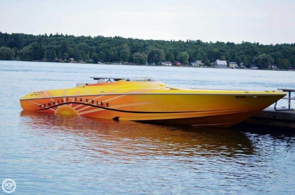 Donzi For Sale >> Used 2006 Donzi 38 Brockville Ontario Boatbuys Com