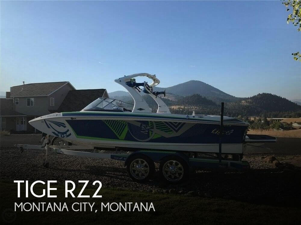 Used Boats For Sale in Montana by owner | 2015 Tige 22