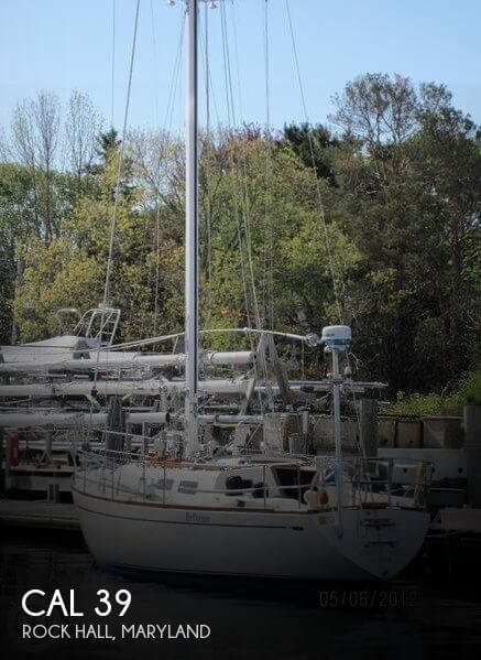 Used Sailboats For Sale in Maryland by owner | 1979 CAL 39