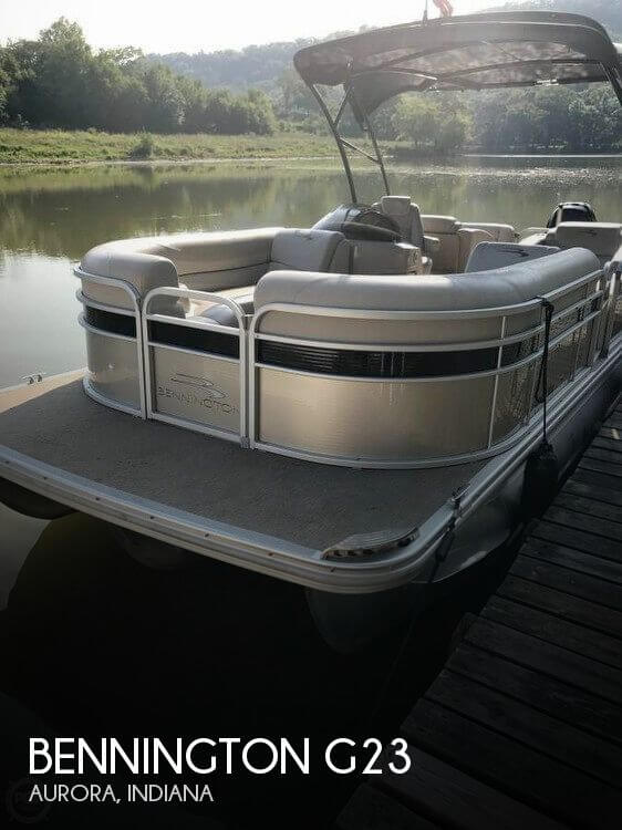 Used Boats For Sale in Indianapolis, Indiana by owner | 2014 Bennington 25
