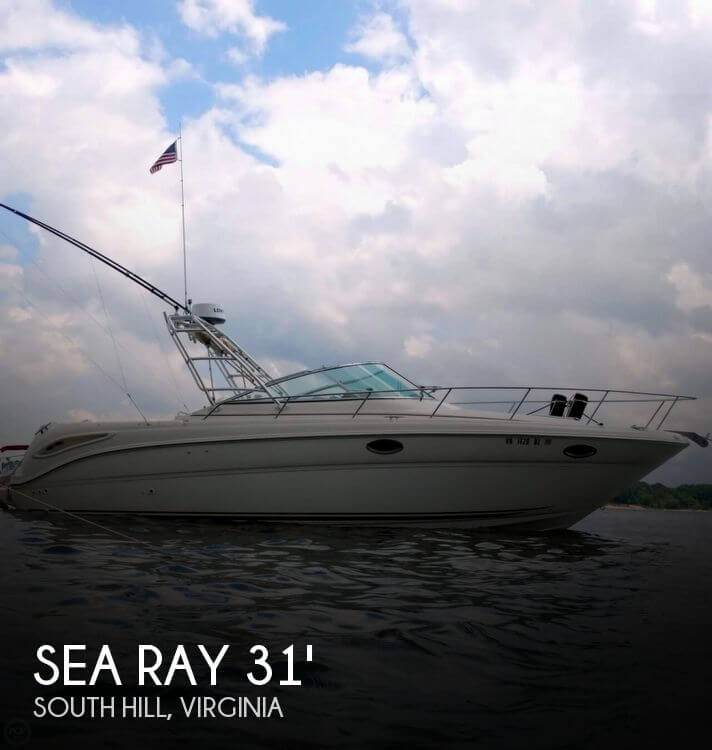 Used Boats For Sale in Durham, North Carolina by owner | 2002 Sea Ray 29