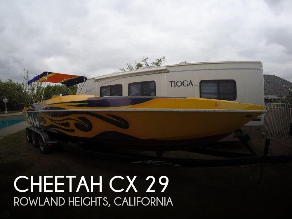 Used Cheetah Boats For Sale by owner | 2006 Cheetah CX 29