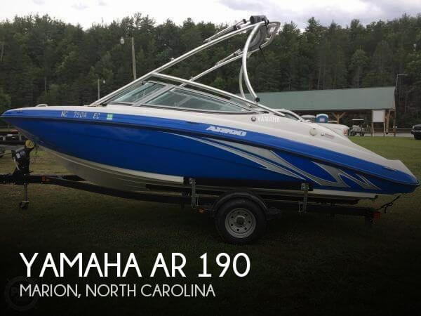 Used Boats For Sale in Johnson City, Tennessee by owner | 2015 Yamaha 19