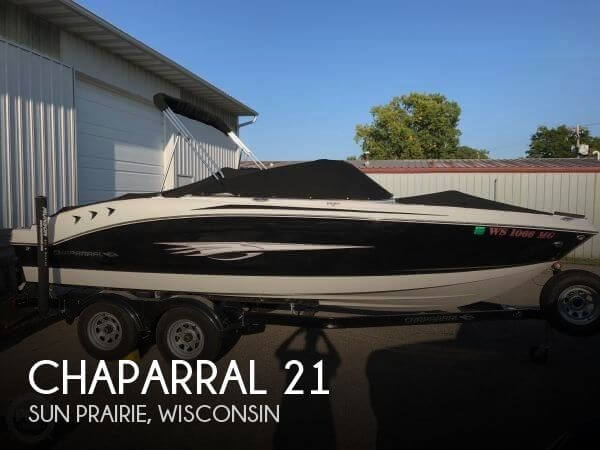 Used Boats For Sale in Madison, Wisconsin by owner | 2017 Chaparral 21