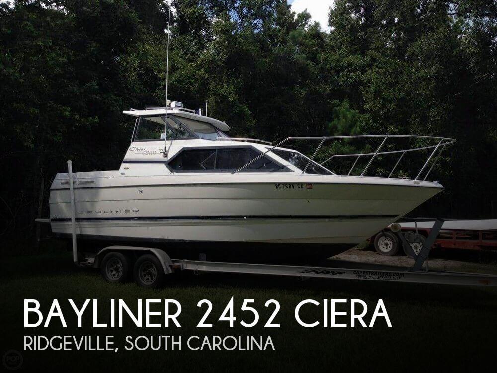 Used Bayliner 25 Boats For Sale by owner | 2000 Bayliner 25