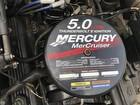 5.0 Mercury Engine