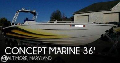 Concept Marine 36 Center Console, 36', for sale - $89,900