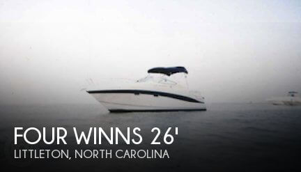 Used Four Winns Boats For Sale in North Carolina by owner | 2000 Four Winns 28