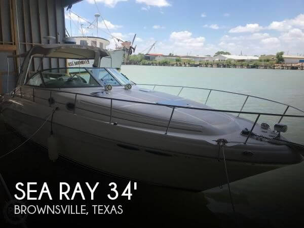 Used Boats For Sale in McAllen, Texas by owner | 2002 Sundancer 36