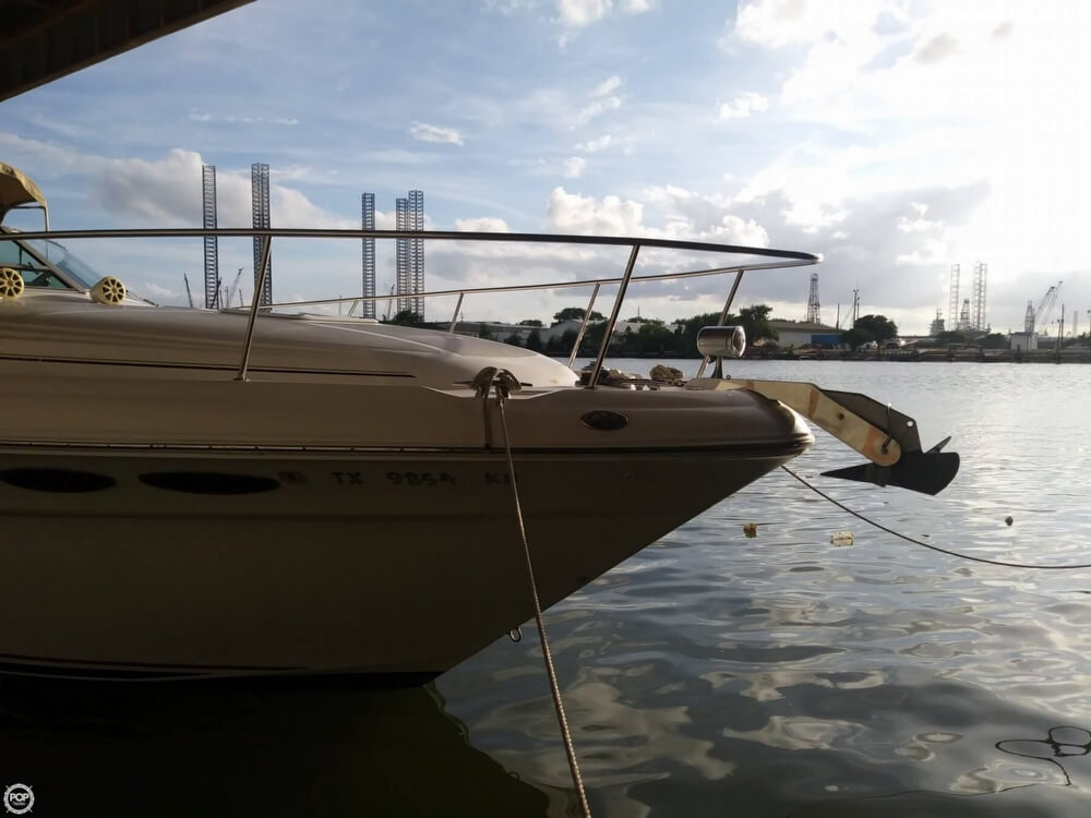 2002 Sea Ray boat for sale, model of the boat is 340 Sundancer & Image # 2 of 40