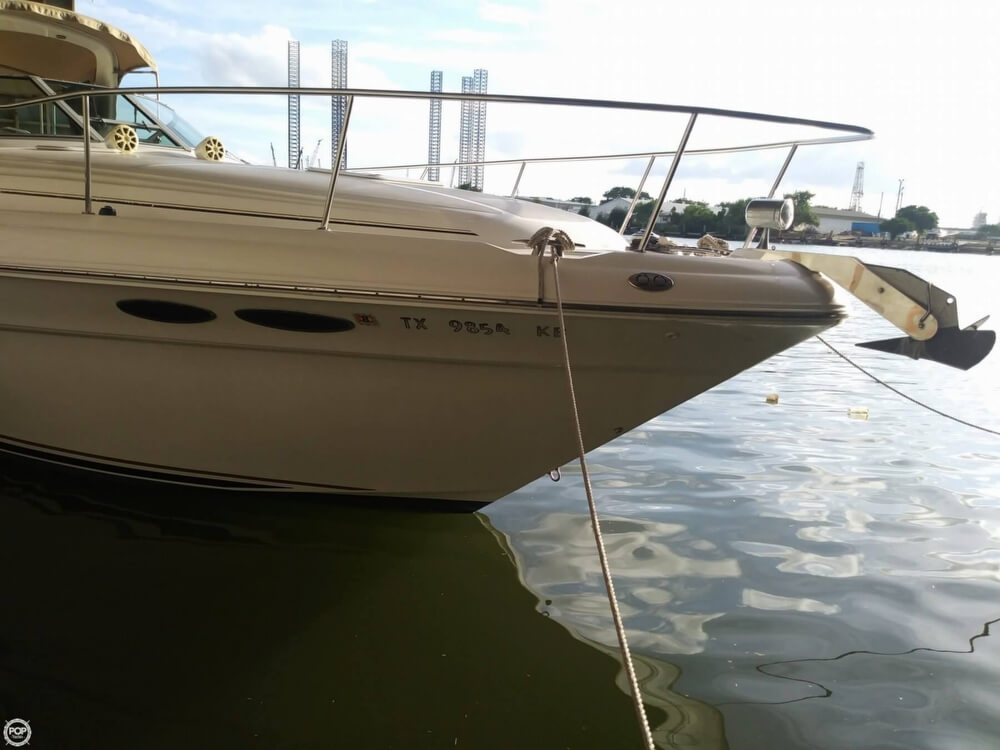 2002 Sea Ray boat for sale, model of the boat is 340 Sundancer & Image # 3 of 40