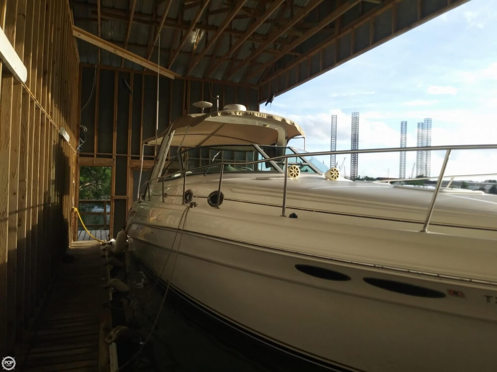2002 Sea Ray boat for sale, model of the boat is 340 Sundancer & Image # 4 of 40