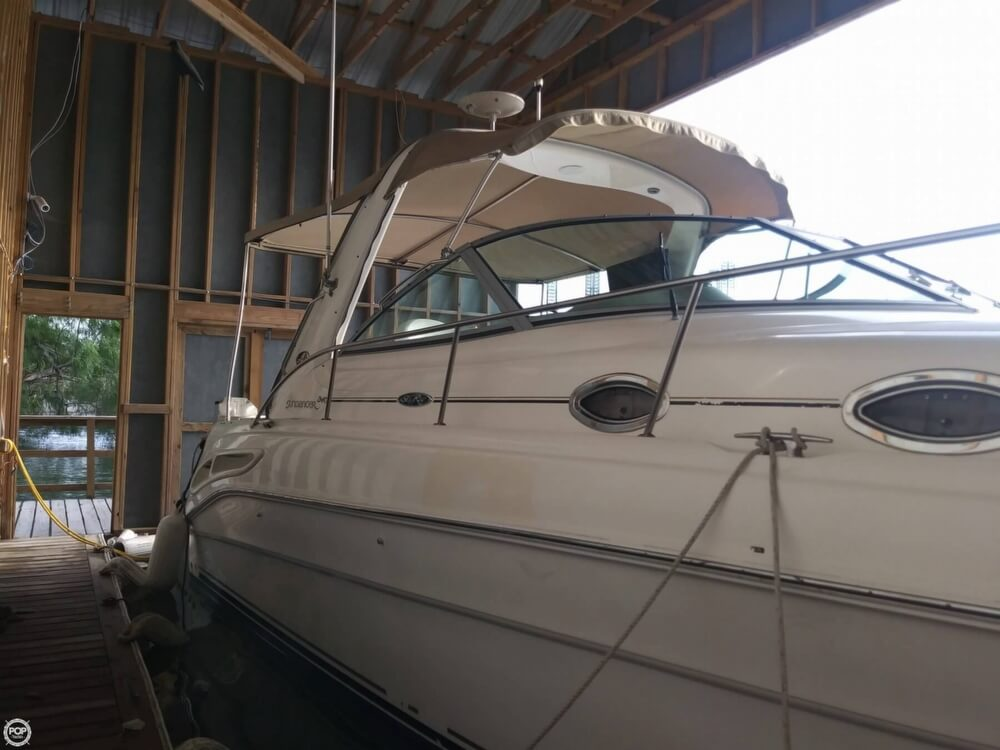 2002 Sea Ray boat for sale, model of the boat is 340 Sundancer & Image # 6 of 40