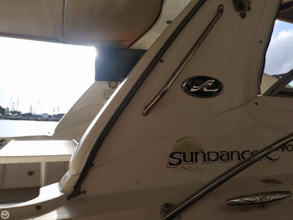 2002 Sea Ray boat for sale, model of the boat is 340 Sundancer & Image # 18 of 40