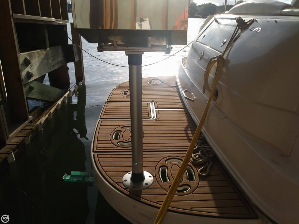 2002 Sea Ray boat for sale, model of the boat is 340 Sundancer & Image # 28 of 40