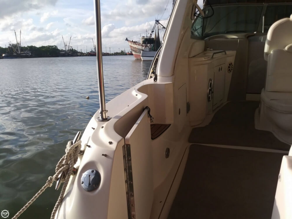 2002 Sea Ray boat for sale, model of the boat is 340 Sundancer & Image # 36 of 40