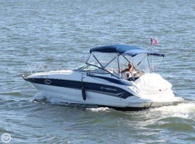 Crownline 270 Cruiser, 27', for sale - $50,600