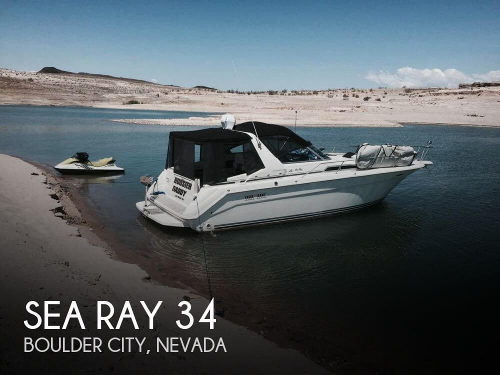 Used Boats For Sale in Nevada by owner | 1991 Sea Ray 34