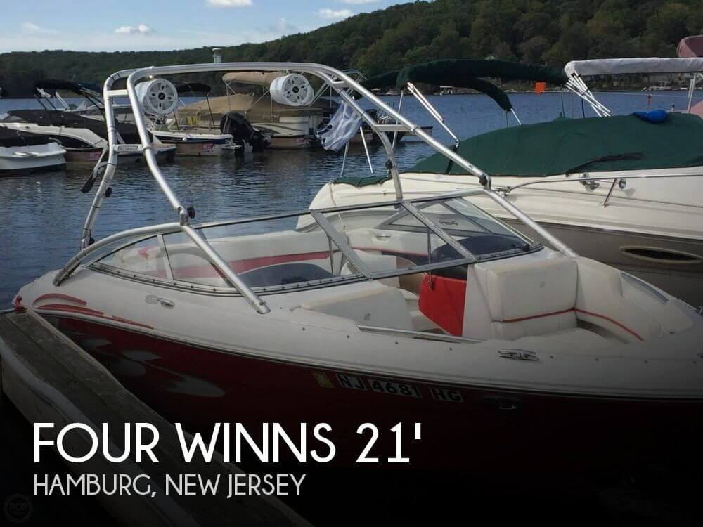 Used Four Winns 21 Boats For Sale by owner | 2007 Four Winns 21