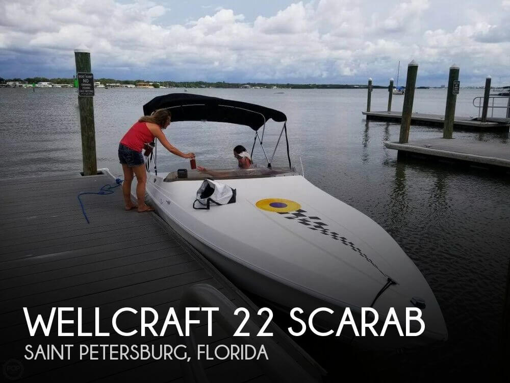 Used Boats For Sale by owner | 1995 Wellcraft 22