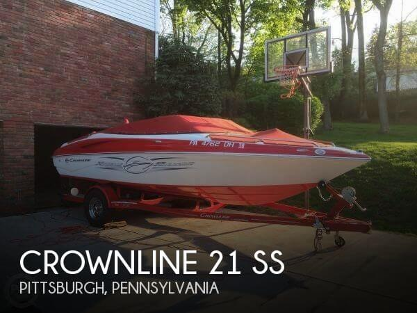 Used Boats For Sale by owner | 2012 Crownline 21