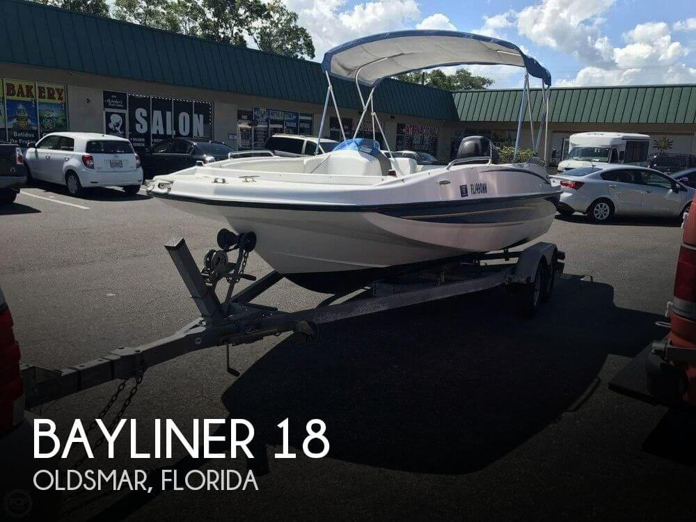 Used Deck Boats For Sale by owner | 2007 Bayliner 18