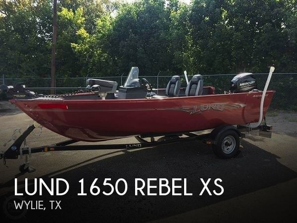 Used Fishing boats For Sale in Dallas, Texas by owner | 2016 Lund 16