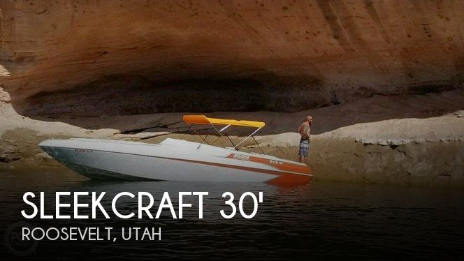 Used Boats For Sale in Utah by owner | 2001 Sleekcraft 30