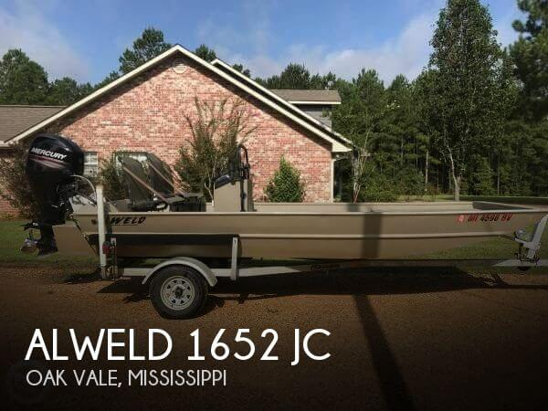 Used Alweld Boats For Sale by owner   2014 Alweld 16