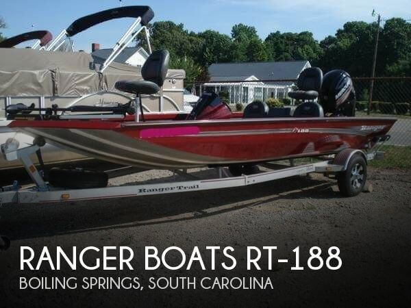 Used Boats For Sale in Asheville, North Carolina by owner | 2016 Ranger Boats 18