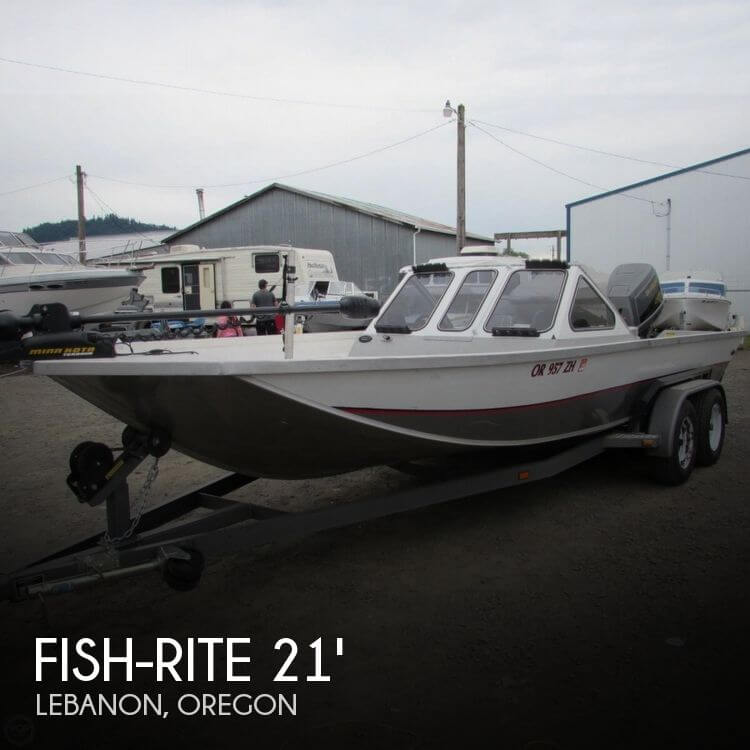 Used Boats For Sale in Eugene, Oregon by owner | 1999 Fish-Rite 21