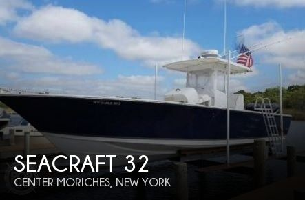 Used Boats For Sale in Norwich, Connecticut by owner | 2006 SeaCraft 32