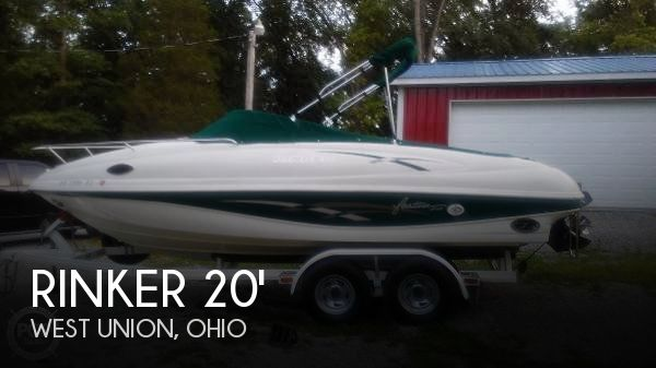 Used Boats For Sale in Huntington, West Virginia by owner | 1998 Rinker 22