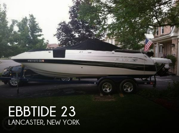 Used Deck Boats For Sale in New York by owner | 2008 Ebbtide 23
