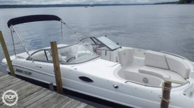 Ebbtide 2200 SS Fun Cruiser DC, 23', for sale - $21,000