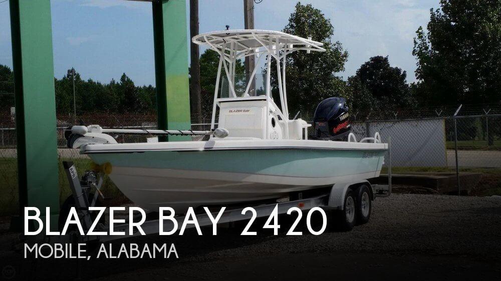 Used Blazer bay Boats For Sale by owner   2009 Blazer Bay 24