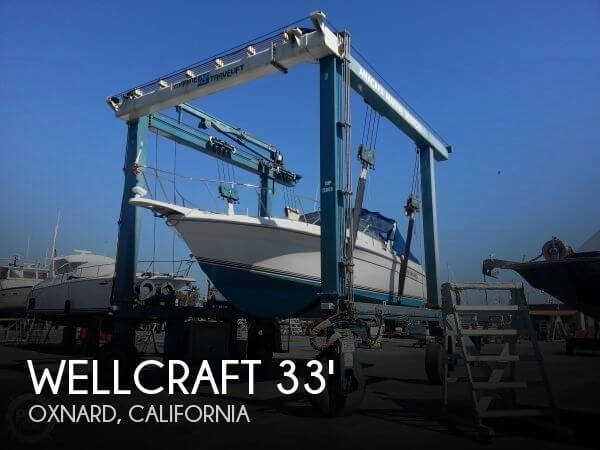 Used Wellcraft 33 Boats For Sale by owner | 1991 Wellcraft 33