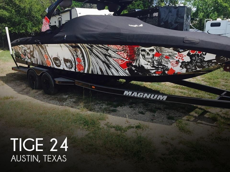 Used Boats For Sale in Killeen, Texas by owner | 2010 Tige 24