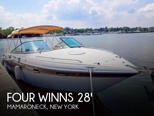 Used Four Winns sundowner Boats For Sale by owner | 2002 Four Winns 285 Sundowner