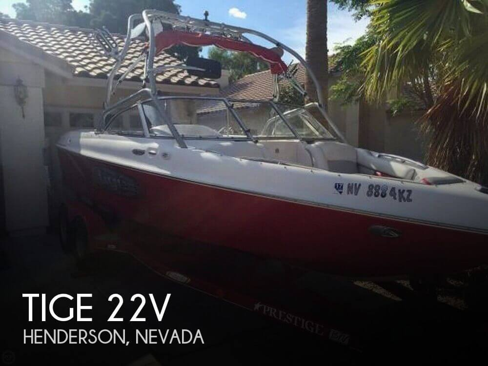 Used Boats For Sale in Las Vegas, Nevada by owner | 2004 Tige 22