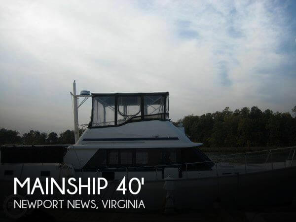 Used Mainship Boats For Sale by owner | 1988 Mainship 40