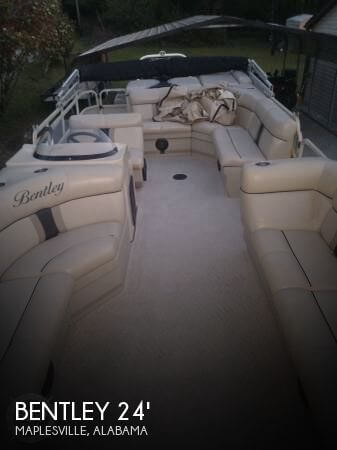 Used BENTLEY Boats For Sale by owner | 2011 Bentley 24