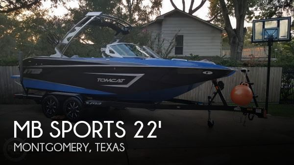 Used MB Sports Boats For Sale by owner | 2016 MB Sports 22